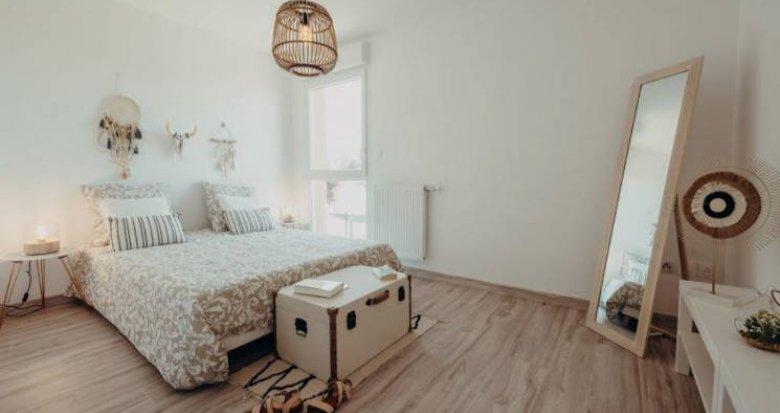 Achat / Vente programme immobilier neuf Auzeville-Tolosane au pied du bus (31320) - Réf. 5143
