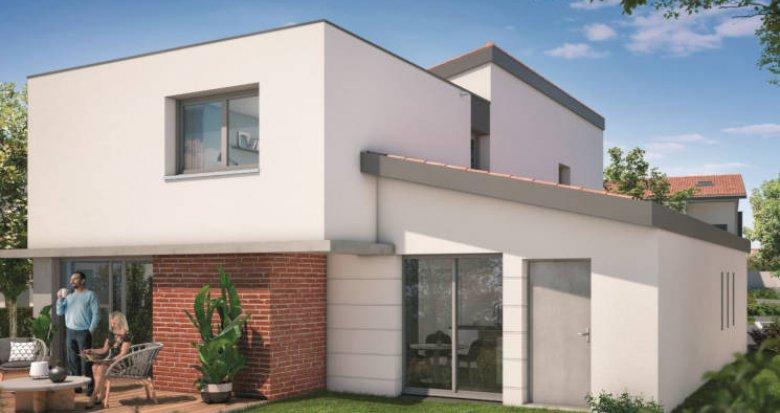 Achat / Vente programme immobilier neuf Auzeville-Tolosane proche centre-ville (31320) - Réf. 3328