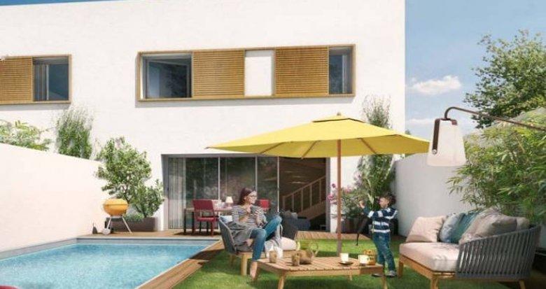 Achat / Vente programme immobilier neuf Blagnac écoquartier Andromède (31700) - Réf. 3240