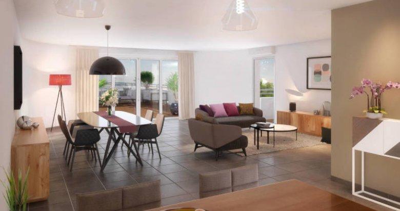 Achat / Vente programme immobilier neuf Blagnac proche commodités (31700) - Réf. 5587