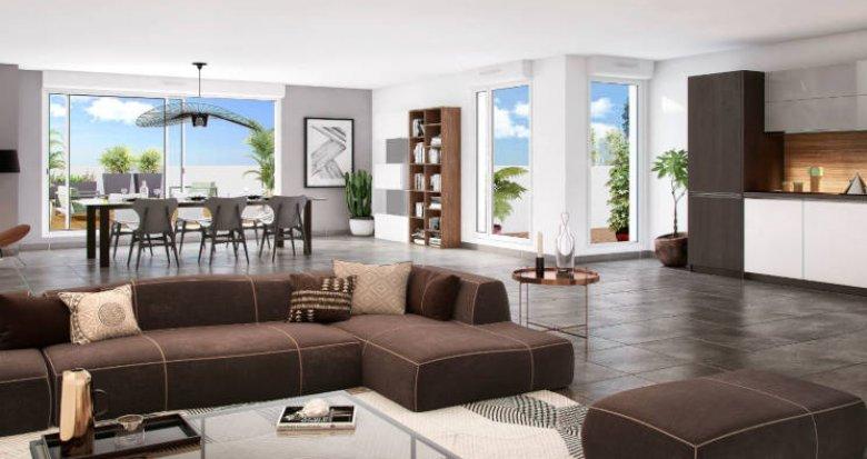 Achat / Vente programme immobilier neuf Castanet-Tolosan - La Ritournelle (31320) - Réf. 3538