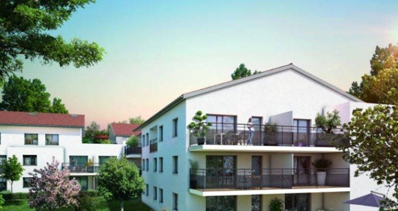 Achat / Vente programme immobilier neuf Castanet-Tolosan proche commodités (31320) - Réf. 4645