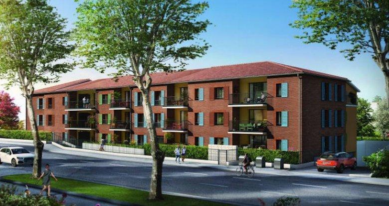 Achat / Vente programme immobilier neuf Castanet-Tolosan proche commodités et transports (31320) - Réf. 3695