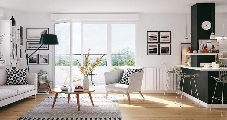Achat / Vente programme immobilier neuf Castanet-Tolosan proche de l'Ecluse de Vic (31320) - Réf. 6165