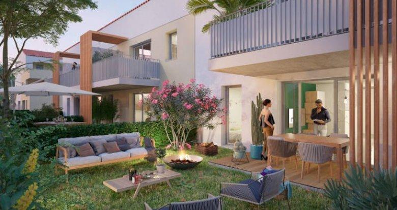 Achat / Vente programme immobilier neuf Castelginest à proximité des commerces (31780) - Réf. 4318