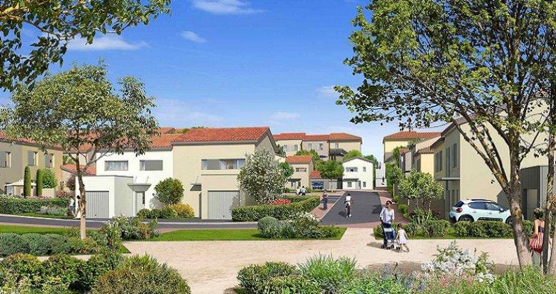 Achat / Vente programme immobilier neuf Castelmaurou centre-ville (31180) - Réf. 5612
