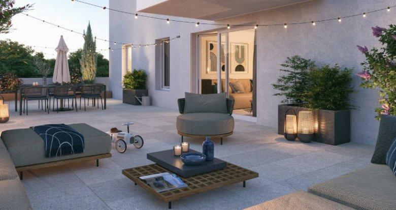 Achat / Vente programme immobilier neuf Colomiers centre-ville à 600m de la gare (31770) - Réf. 5707