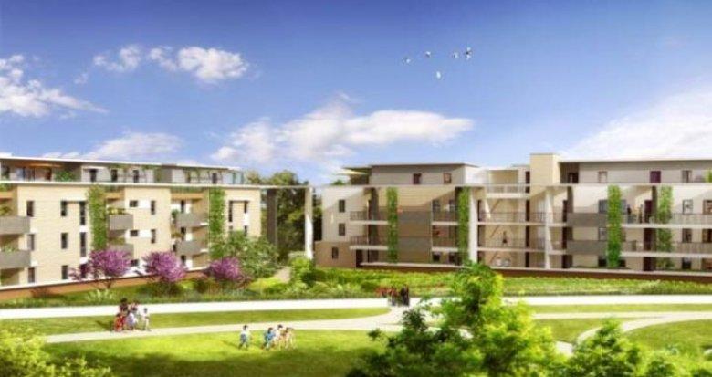 Achat / Vente programme immobilier neuf Colomiers quartier Ramassiers (31770) - Réf. 187
