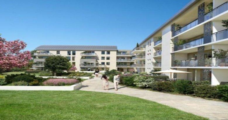 Achat / Vente programme immobilier neuf Cornebarrieu proche du coeur de ville (31700) - Réf. 103