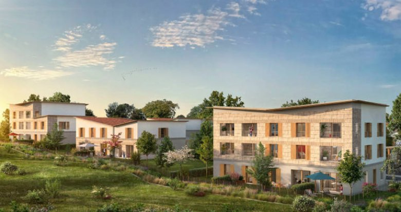 Achat / Vente programme immobilier neuf Cornebarrieu proche école (31700) - Réf. 5845