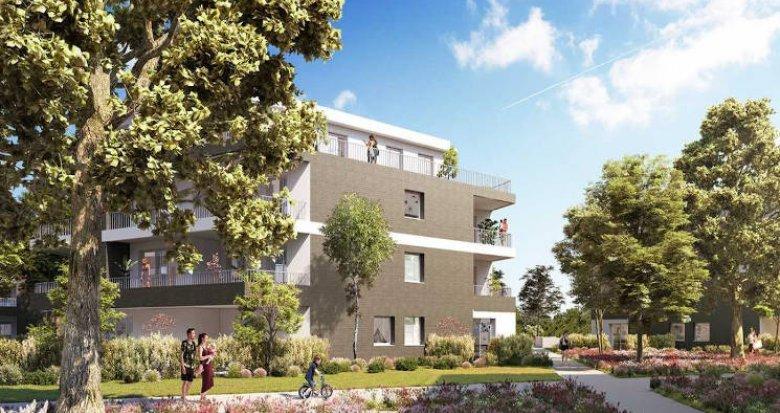 Achat / Vente programme immobilier neuf Cugnaux centre proche bus (31270) - Réf. 4641
