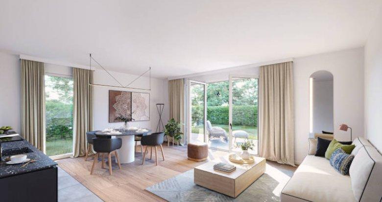 Achat / Vente programme immobilier neuf Cugnaux proche de La Ramée (31270) - Réf. 5801