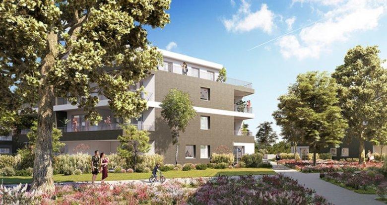 Achat / Vente programme immobilier neuf Cugnaux proche écoles (31270) - Réf. 5409