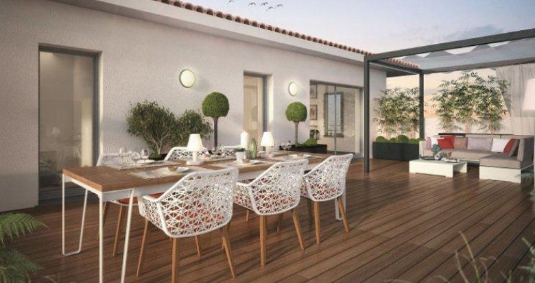 Achat / Vente programme immobilier neuf Cugnaux proche toutes commodités (31270) - Réf. 5271