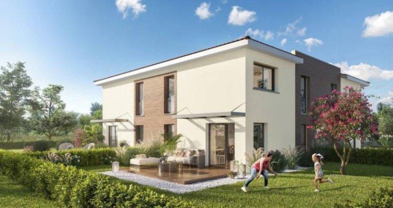 Achat / Vente programme immobilier neuf Eaunes à proximité du centre (31600) - Réf. 4852