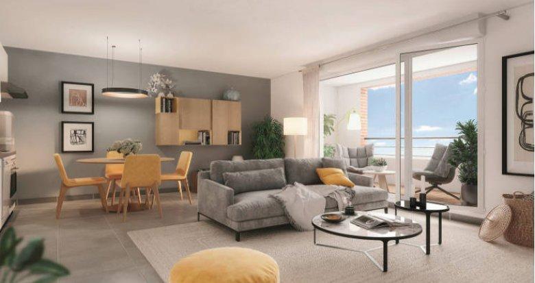 Achat / Vente programme immobilier neuf Eaunes au coeur du centre-ville (31600) - Réf. 5257