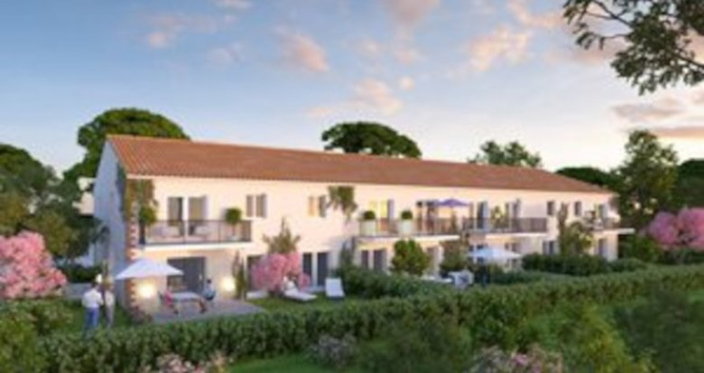 Achat / Vente programme immobilier neuf Eaunes centre-ville (31600) - Réf. 5519