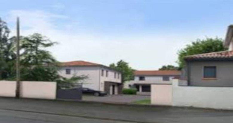 Achat / Vente programme immobilier neuf Fonsorbes proche centre-ville (31470) - Réf. 4654
