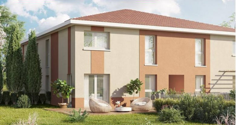 Achat / Vente programme immobilier neuf Granague dans un écrin de verdure (31380) - Réf. 4147