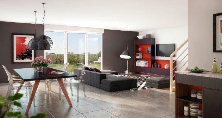 Achat / Vente programme immobilier neuf Gratentour proche du centre-ville (31150) - Réf. 5610