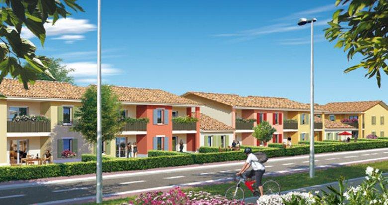 Achat / Vente programme immobilier neuf La Salvetat-Saint-Gilles (31880) - Réf. 172
