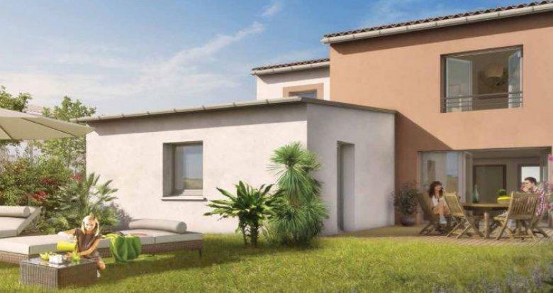 Achat / Vente programme immobilier neuf Labarthe-sur-Lèze village (31860) - Réf. 54