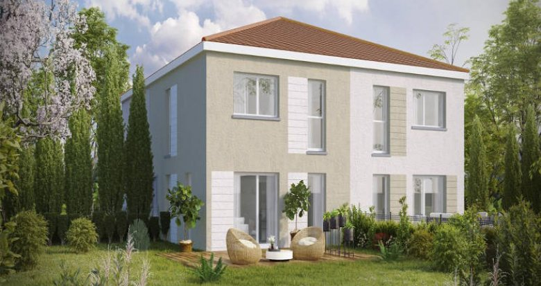 Achat / Vente programme immobilier neuf Labastidette aux portes du Murets (31600) - Réf. 3531