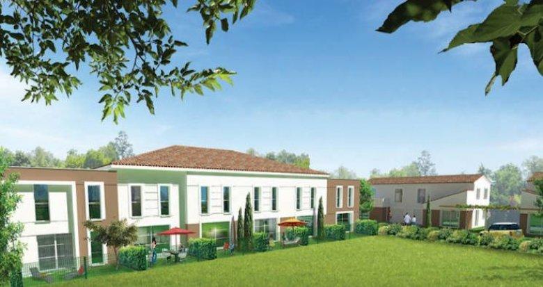 Achat / Vente programme immobilier neuf Léguevin à deux pas du centre-ville (31490) - Réf. 4652