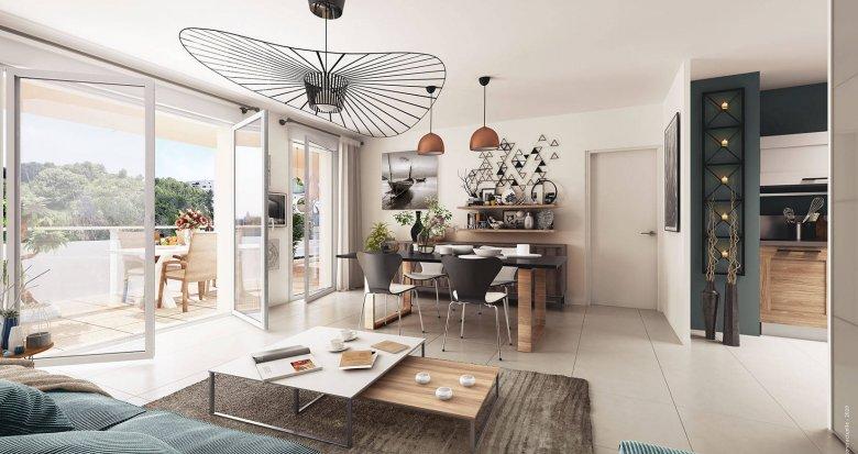 Achat / Vente programme immobilier neuf L'Union Saint-Caprès (31240) - Réf. 6232