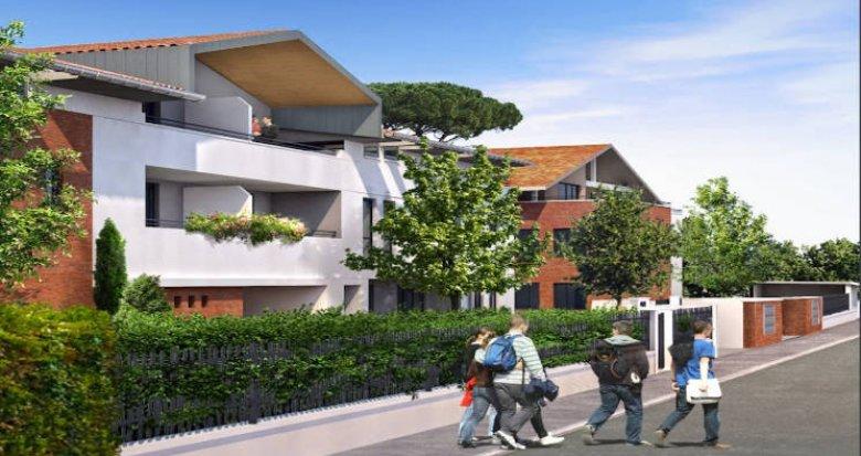 Achat / Vente programme immobilier neuf Mondonville à proximité écoles et commerces (31700) - Réf. 4681