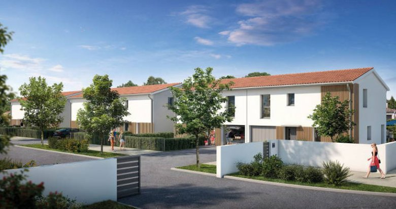 Achat / Vente programme immobilier neuf Muret proche transports (31600) - Réf. 4783