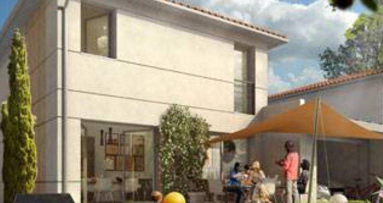 Achat / Vente programme immobilier neuf Pibrac proche du centre (31820) - Réf. 85