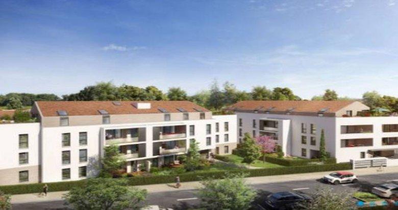 Achat / Vente programme immobilier neuf Plaisance-du-Touch à quelques pas de l'hypercentre (31830) - Réf. 4148