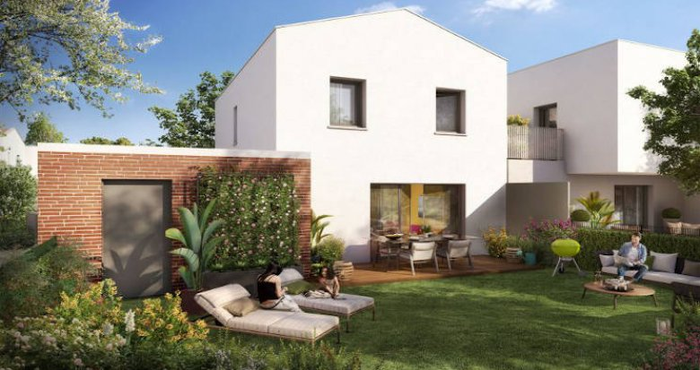 Achat / Vente programme immobilier neuf Plaisance-du-Touch proche commerces (31830) - Réf. 5161