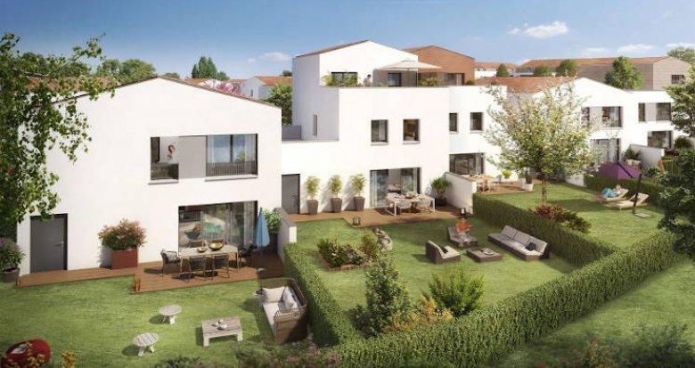 Achat / Vente programme immobilier neuf Plaisance-du-Touch proche commodités (31830) - Réf. 4365