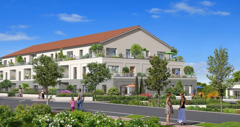Achat / Vente programme immobilier neuf Quint-Fonsegrives (31130) - Réf. 3829