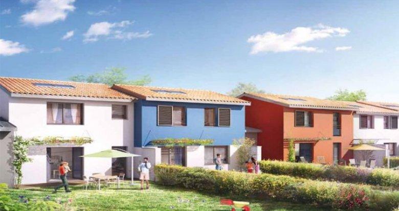 Achat / Vente programme immobilier neuf Quint-Fonsegrives à proximité des transport (31130) - Réf. 11