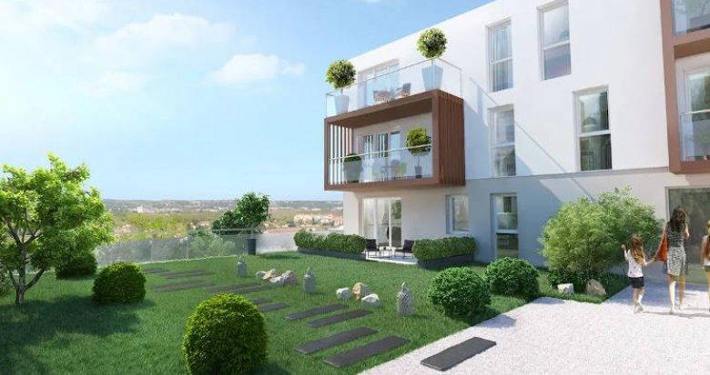 Achat / Vente programme immobilier neuf Ramonville-Saint-Agne à deux pas du coeur de ville (31520) - Réf. 4167