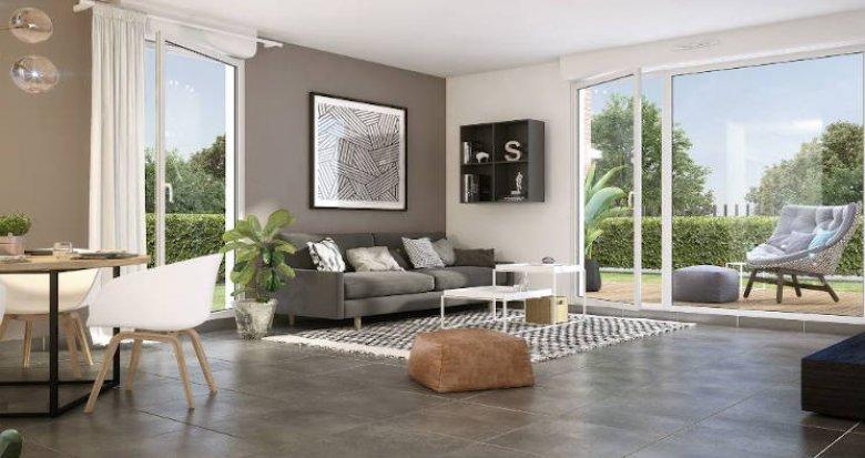 Achat / Vente programme immobilier neuf Saint-Alban coeur de ville (31140) - Réf. 4187
