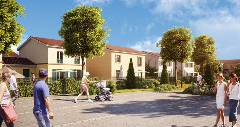 Achat / Vente programme immobilier neuf Saint-Clar-de-Rivière proche des commerces (31600) - Réf. 75