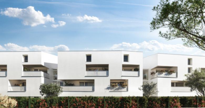 Achat / Vente programme immobilier neuf Saint-Jory proche gare (31790) - Réf. 5096