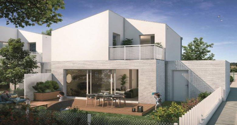 Achat / Vente programme immobilier neuf Saint-Jory proche transports (31790) - Réf. 4633