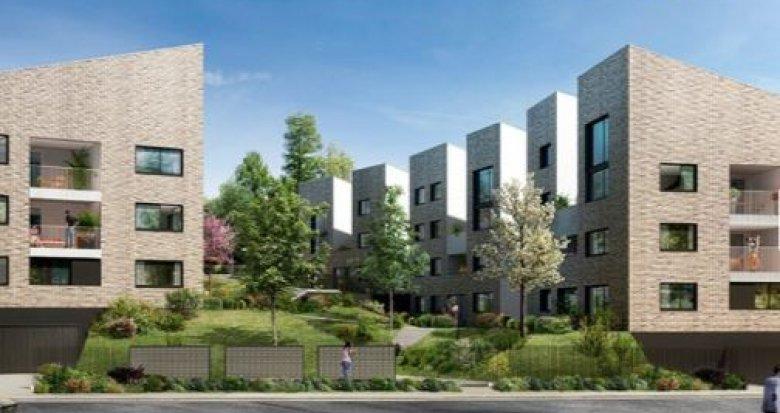 Achat / Vente programme immobilier neuf Saint-Orens-de-Gameville -Tucard (31650) - Réf. 4342