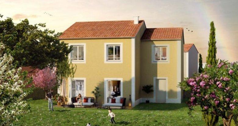 Achat / Vente programme immobilier neuf Sainte Foy d'Aigrefeuille village (31570) - Réf. 113