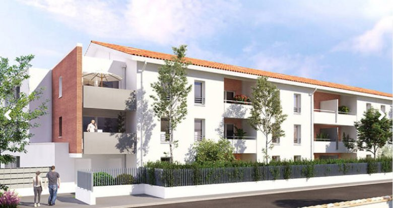 Achat / Vente programme immobilier neuf Toulouse à 15 min du Capitole (31000) - Réf. 4688