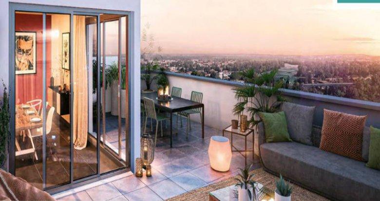 Achat / Vente programme immobilier neuf Toulouse à 2 pas du tramway (31000) - Réf. 4464