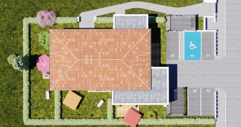 Achat / Vente programme immobilier neuf Toulouse à 20 min du centre (31000) - Réf. 4830