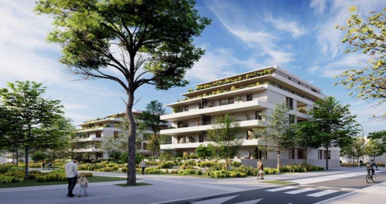 Achat / Vente programme immobilier neuf Toulouse à 4 km du centre historique (31000) - Réf. 5213