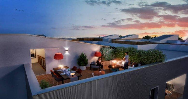 Achat / Vente programme immobilier neuf Toulouse à 5 min du centre commercial Labège 2 (31000) - Réf. 5696