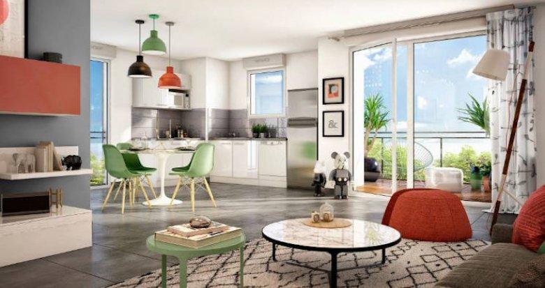 Achat / Vente programme immobilier neuf Toulouse à deux pas de la gare de Montaudran (31000) - Réf. 4160
